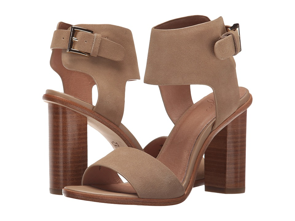 Joie - Opal (Buff Calf Suede) High Heels