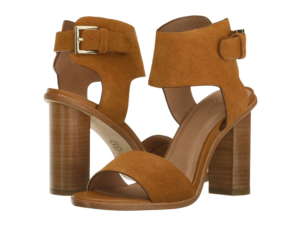 Joie - Opal (Whiskey Calf Suede) High Heels