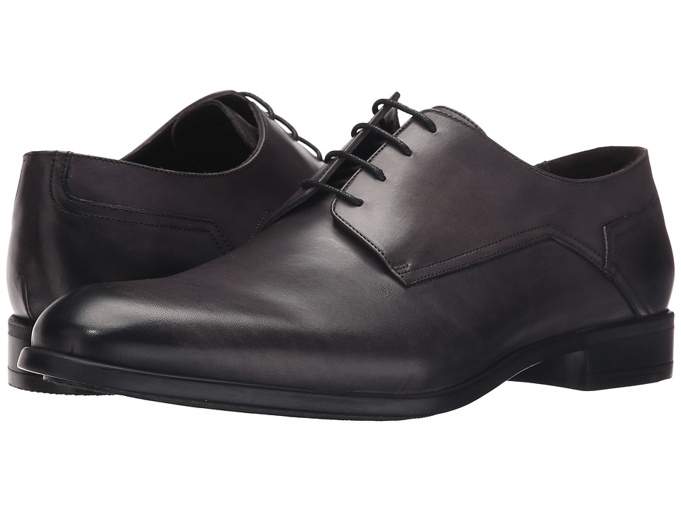 Bruno Magli - Maitland (Dark Grey) Men's Shoes