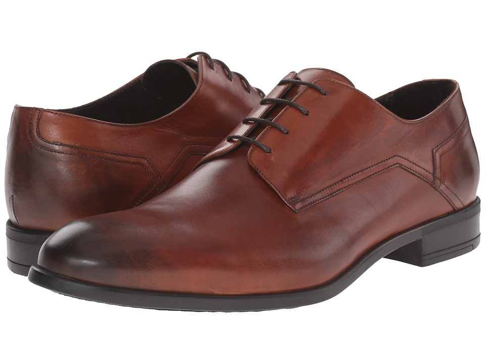 Bruno Magli - Maitland (Cognac) Men's Shoes