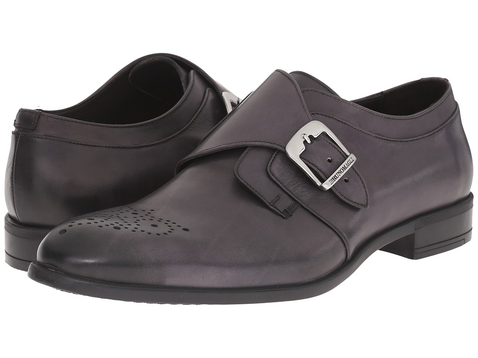 Bruno Magli - Mail (Dark Grey) Men's Shoes