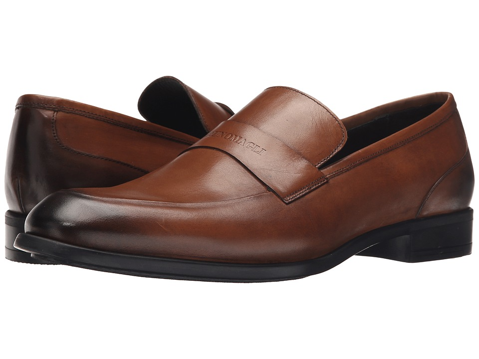 Bruno Magli - Maize (Cognac) Men's Shoes