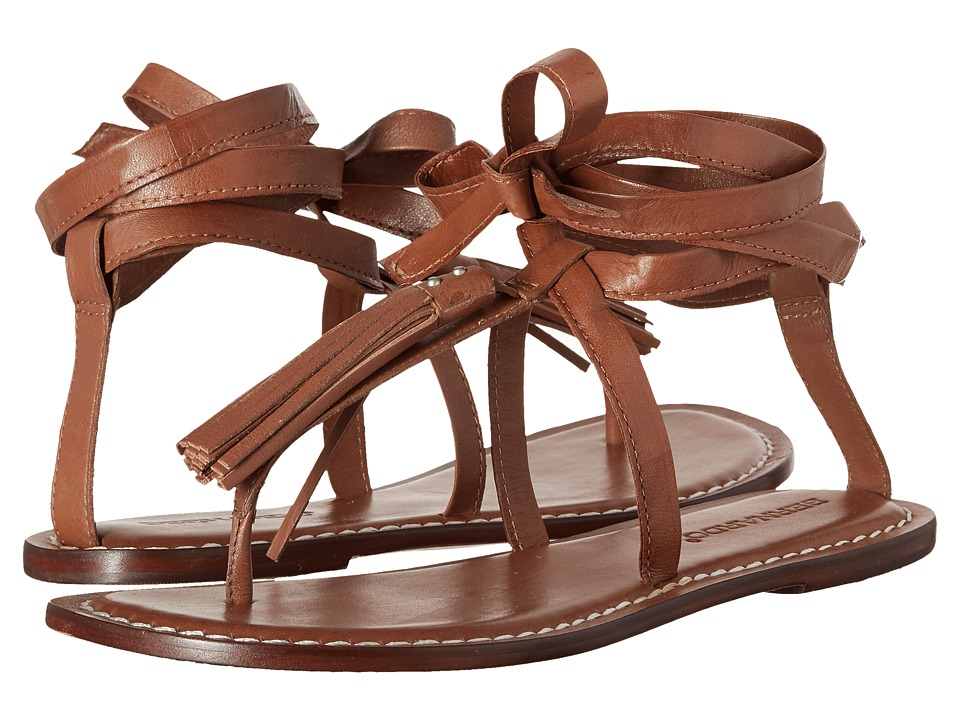 Bernardo - Mosie (Luggage Antique Calf) Women's Sandals