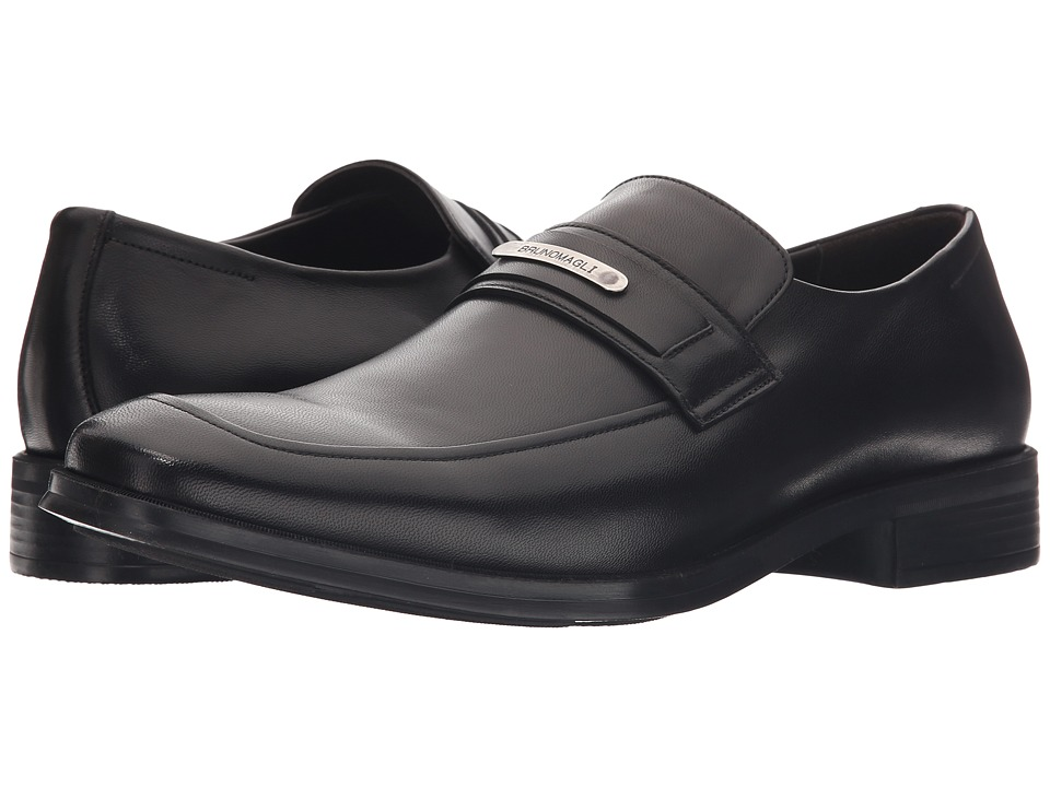 Bruno Magli - Pio (Black) Men's Shoes