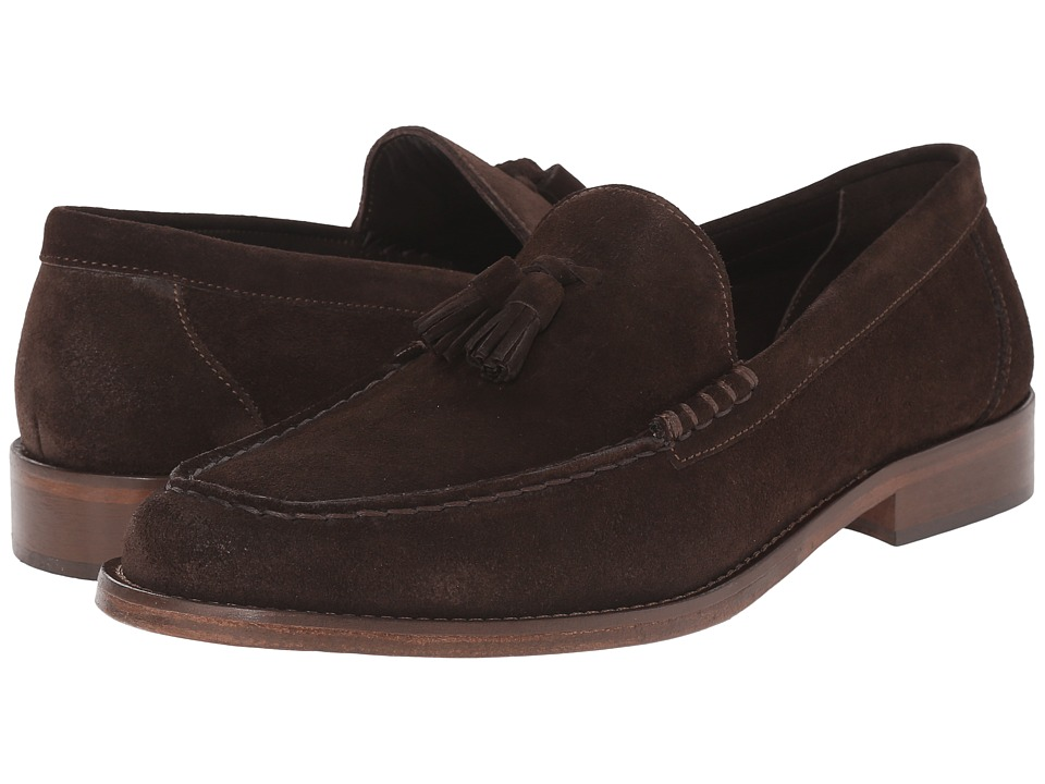 Bruno Magli - Keaton (Dark Brown) Men's Shoes