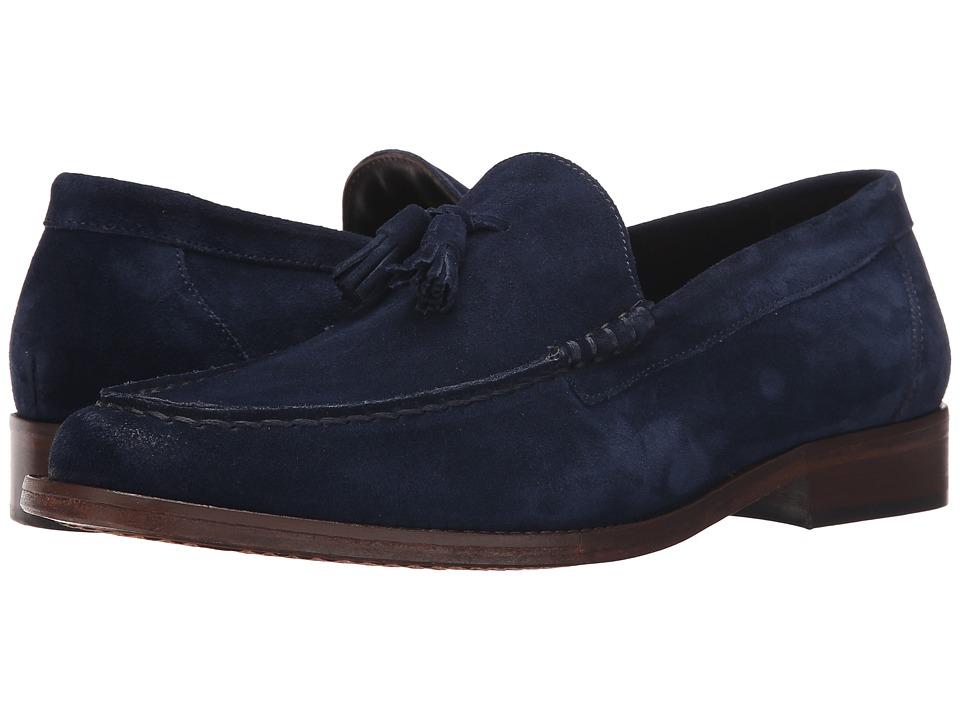 Bruno Magli - Keaton (Navy) Men's Shoes