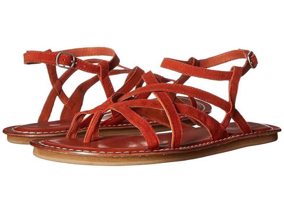 Bernardo - Cara (Sienna Antique Calf) Women's Sandals