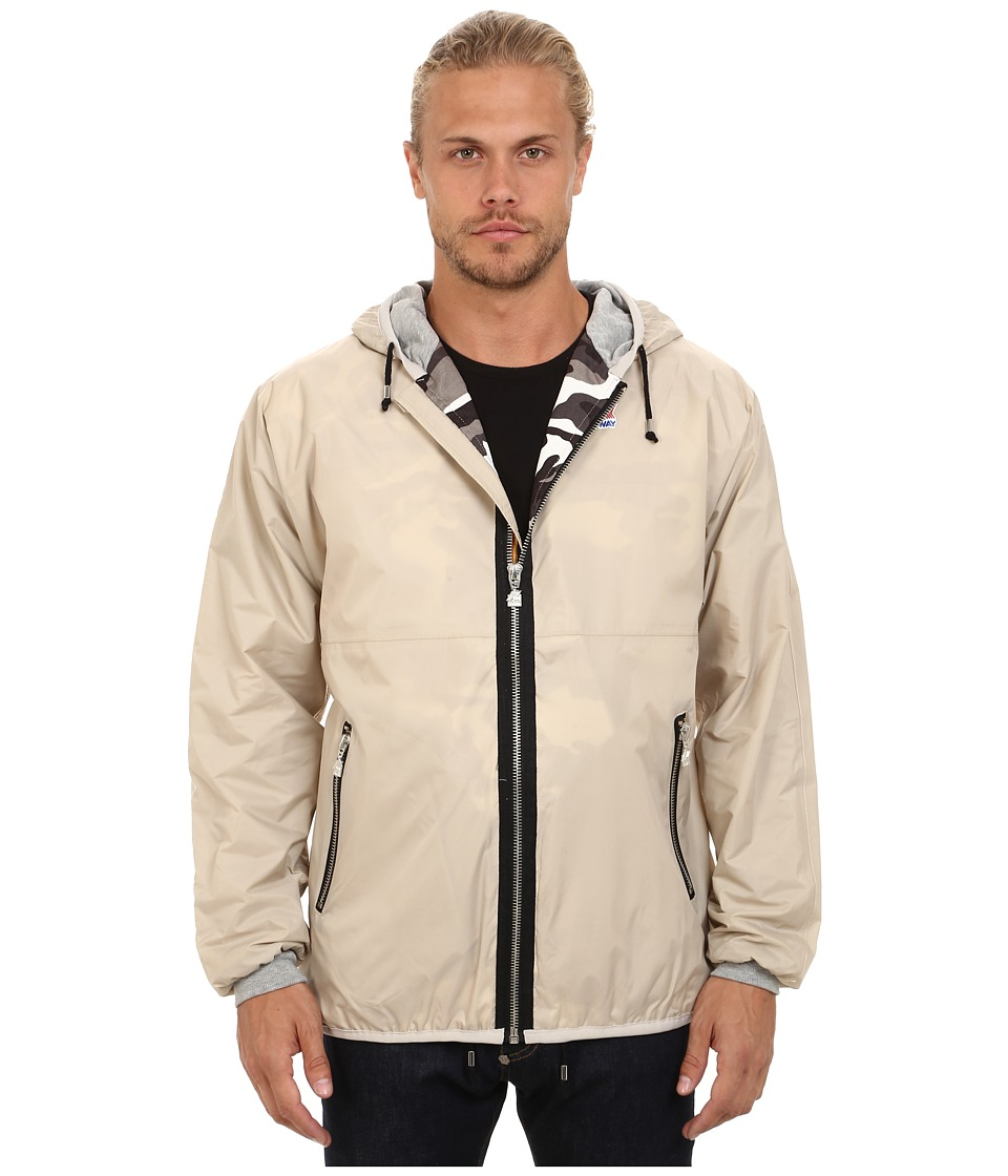 K-WAY - Claude Remix 2 Jacket (Multi) Men's Coat