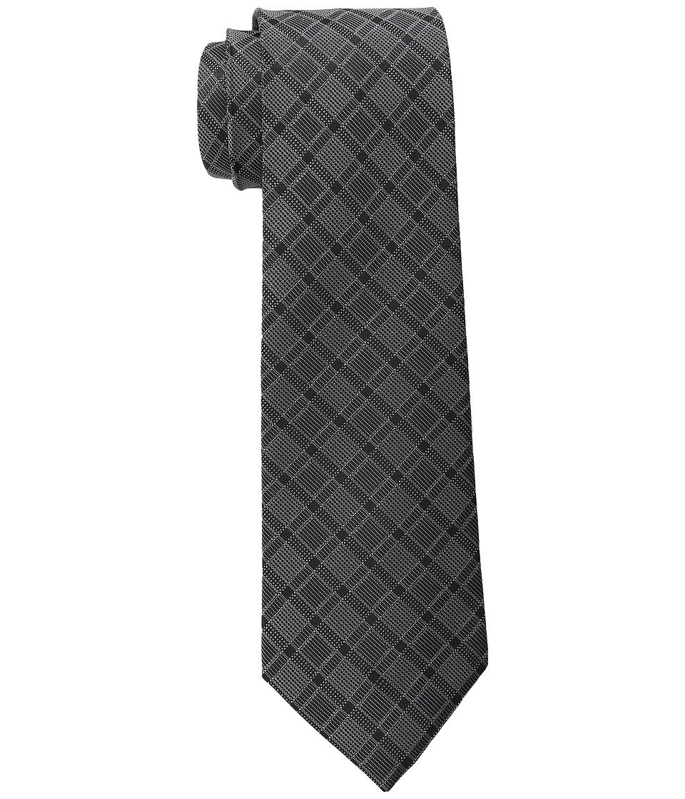 DKNY - Grid (Black) Ties