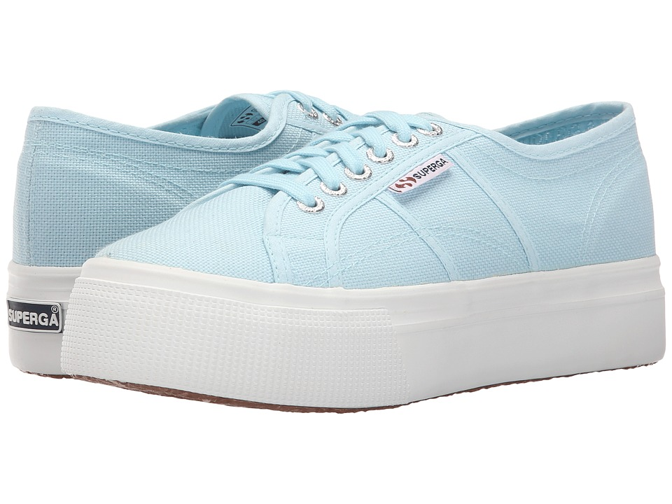 Superga - 2790 Acotw (Light Blue) Women
