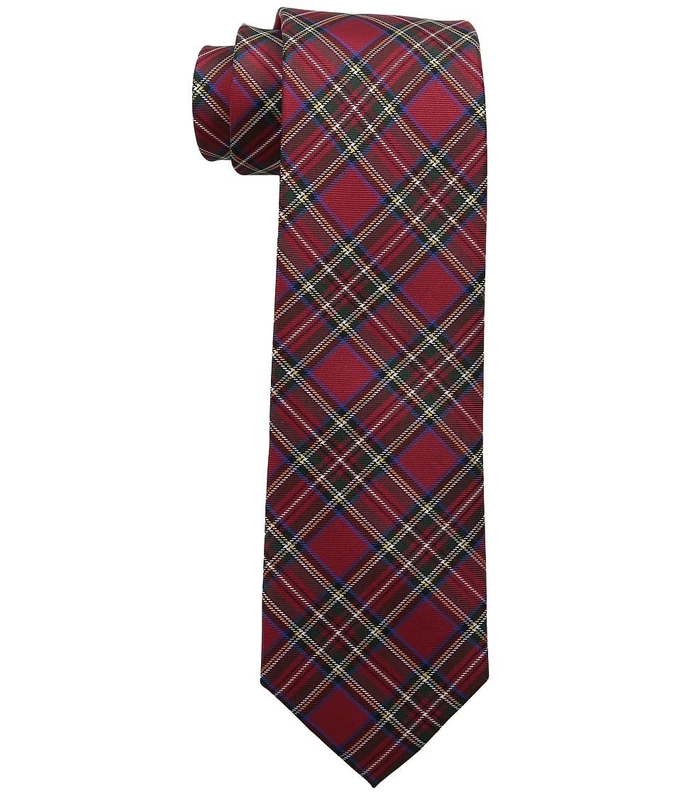 Tommy Hilfiger - Traditional Tartans (Red) Ties