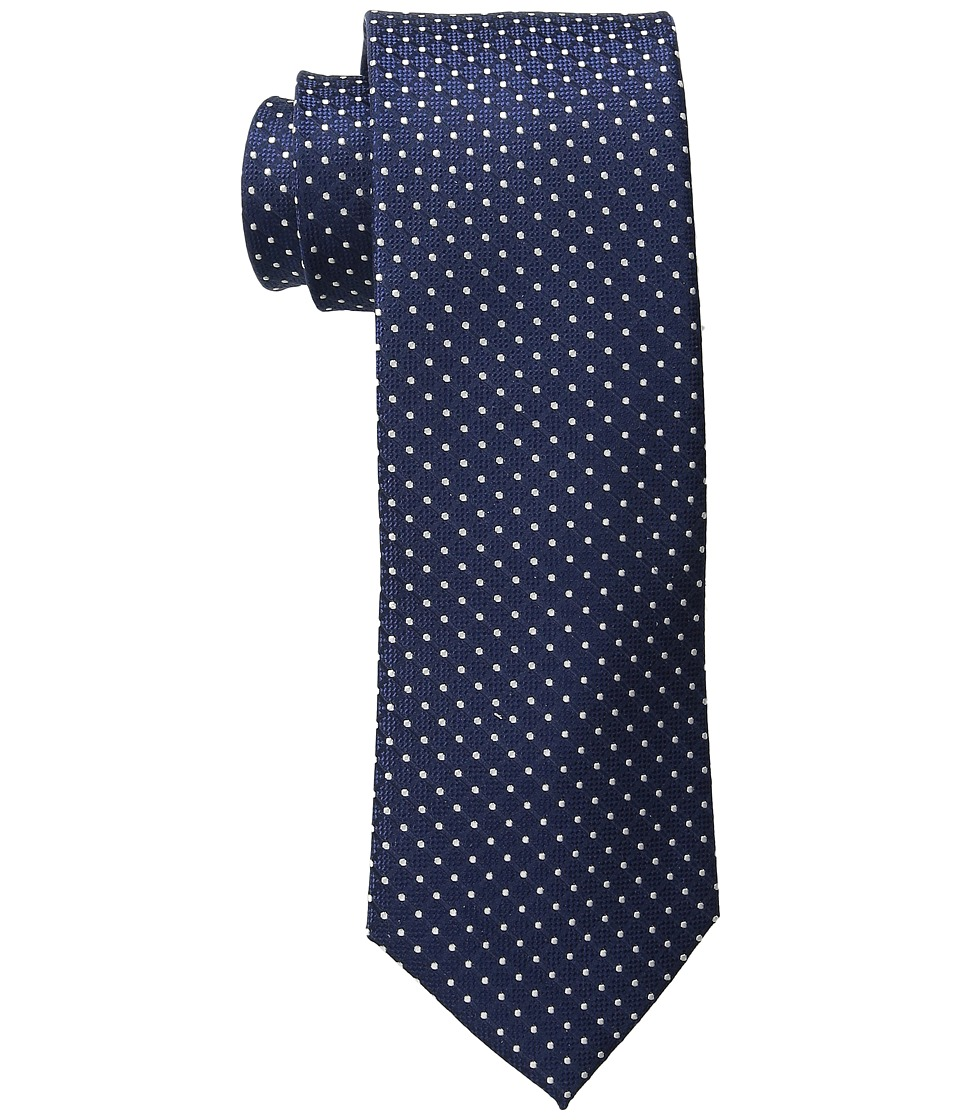 Tommy Hilfiger - Connected Dot (Navy) Ties