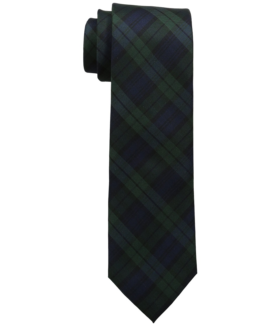 Tommy Hilfiger - Traditional Tartans (Navy) Ties