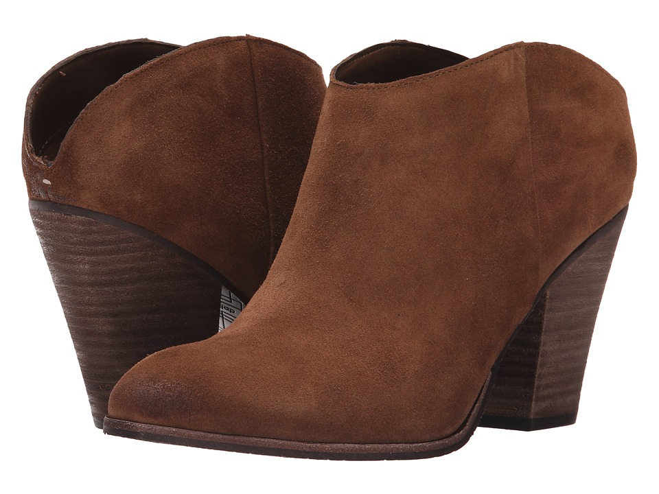 Dolce Vita - Haddee (Rust Suede) Women's Shoes