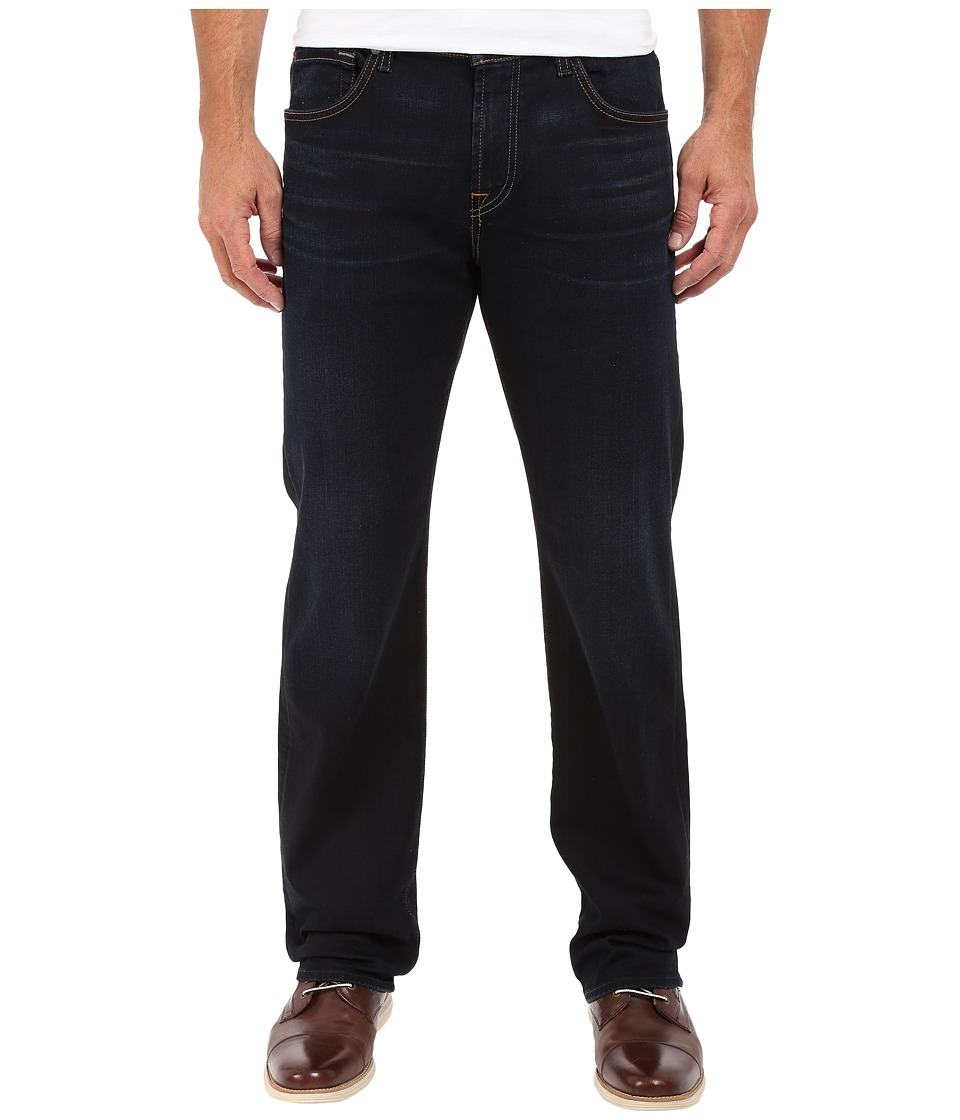 7 For All Mankind - Austyn Relaxed Straight w/ Clean Pocket in Undiscovered (Undiscovered) Men