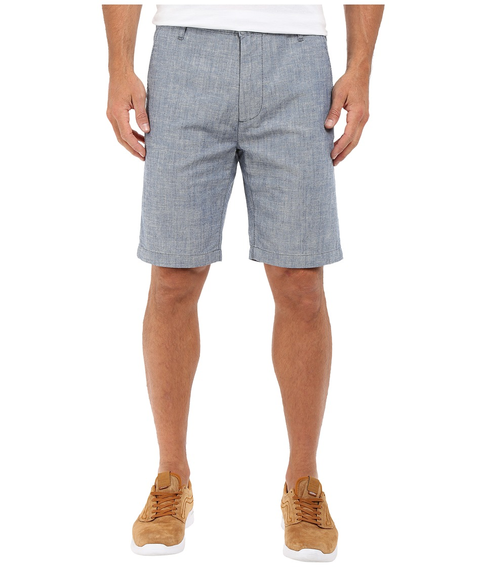 7 For All Mankind - Chino Shorts (Light Chambray) Men's Shorts