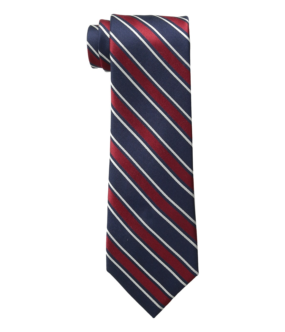 Tommy Hilfiger - Red Mix 1 (Deep Red) Ties