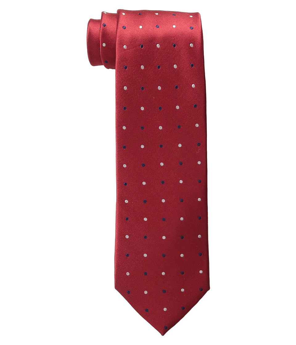 Tommy Hilfiger - Red Mix 3 (Red) Ties