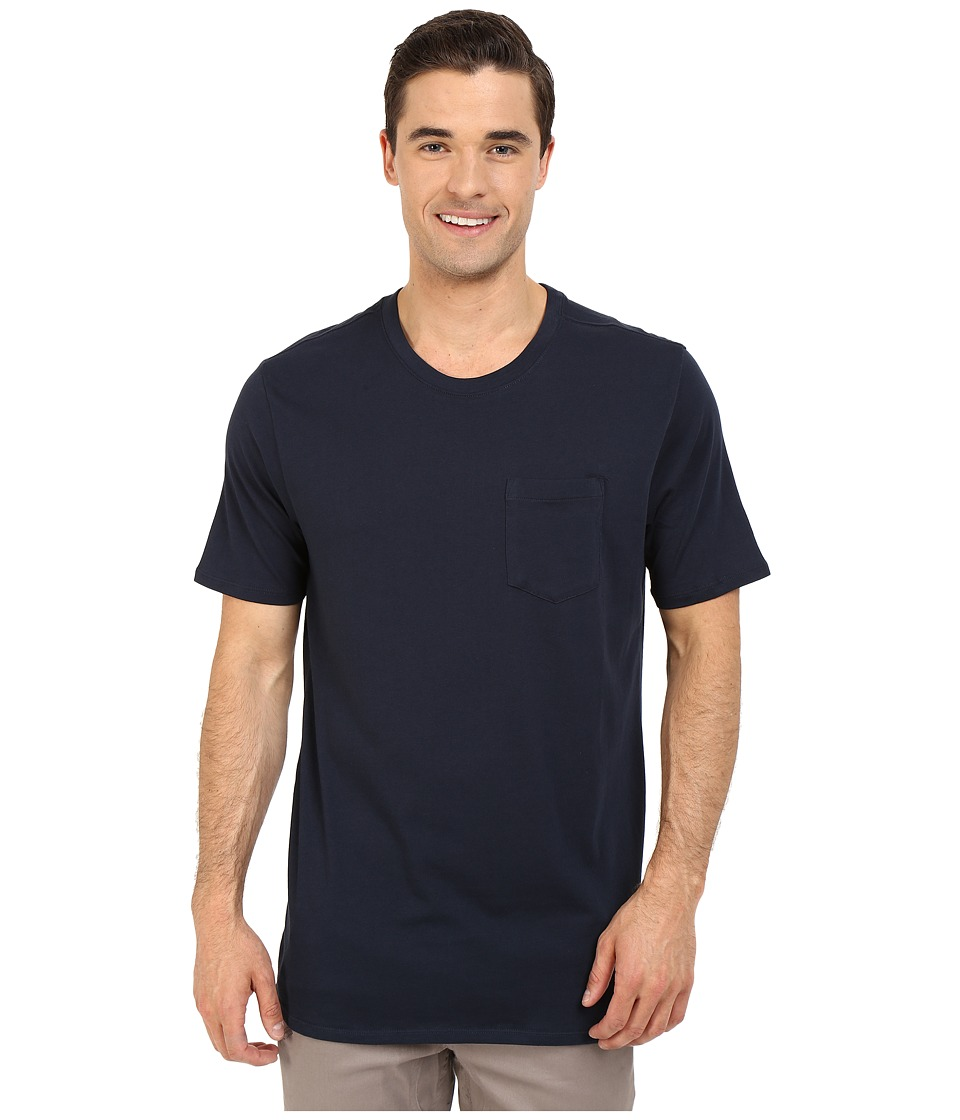 Nike SB - SB Dri-FIT Solid Pocket Tee (Dark Obsidian/Dark Obsidian) Men's T Shirt