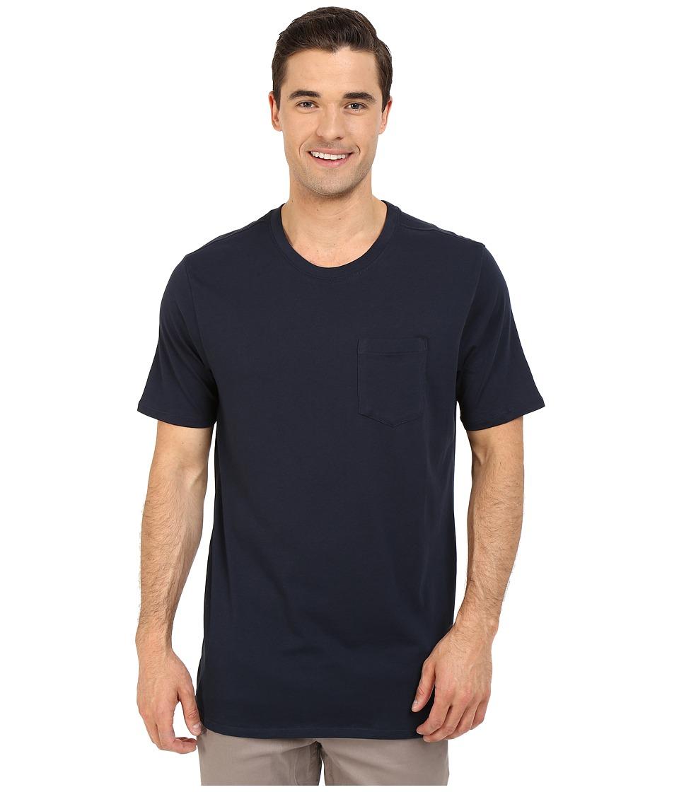 Nike SB - SB Dri-FIT Solid Pocket Tee (Dark Obsidian/Dark Obsidian) Men's T Shirt