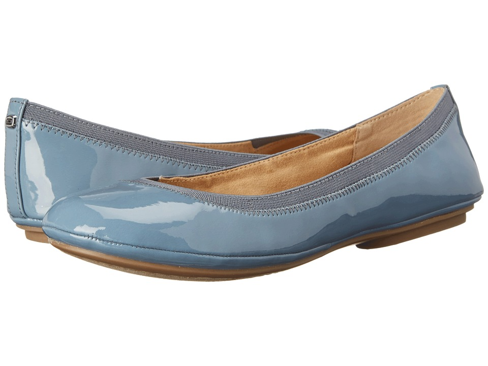 Bandolino - Edition (Medium Blue Multi Synthetic) Women's Flat Shoes