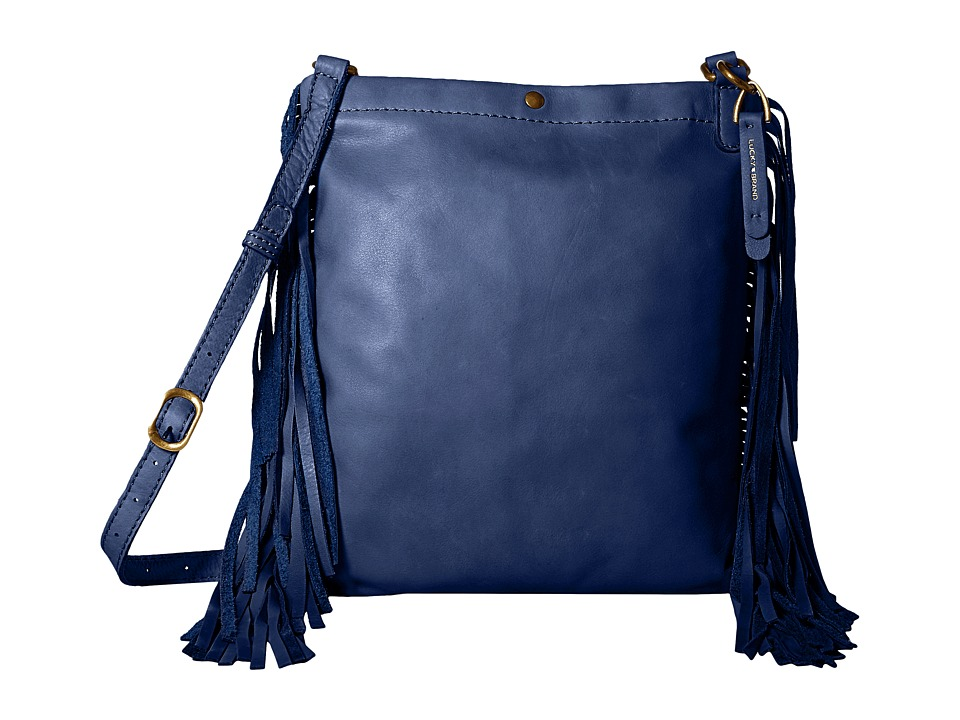 Lucky Brand - Rickey Crossbody (American Navy) Cross Body Handbags