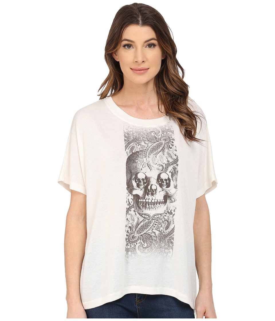 Diesel - T-Hanna-O T-Shirt (Pale/Grey) Women