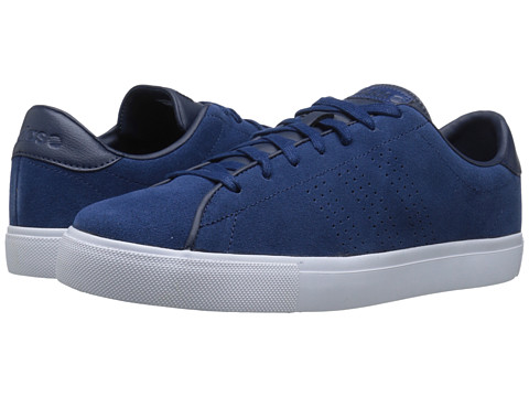 adidas - Daily Line (Oxford Blue/Navy/White) Men