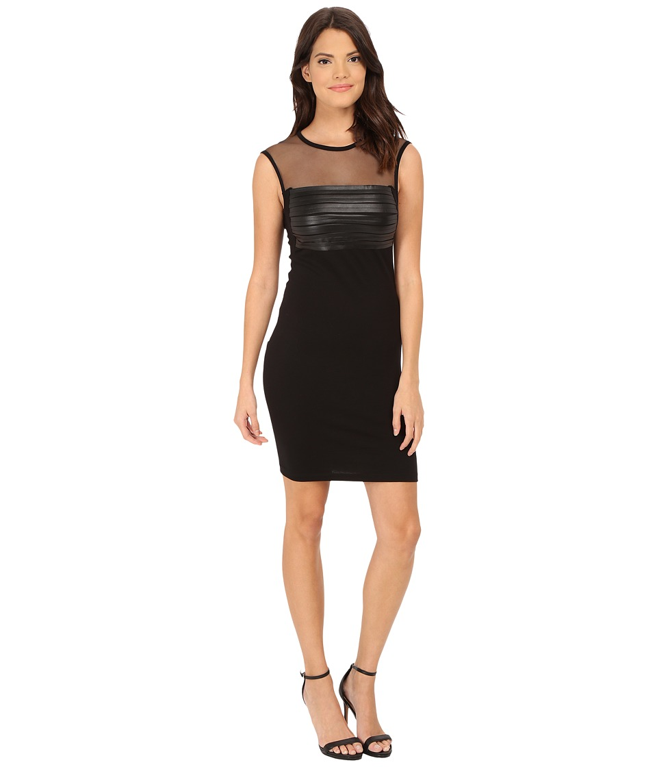 Diesel - D-Hallie Dress (Black) Women's Dress