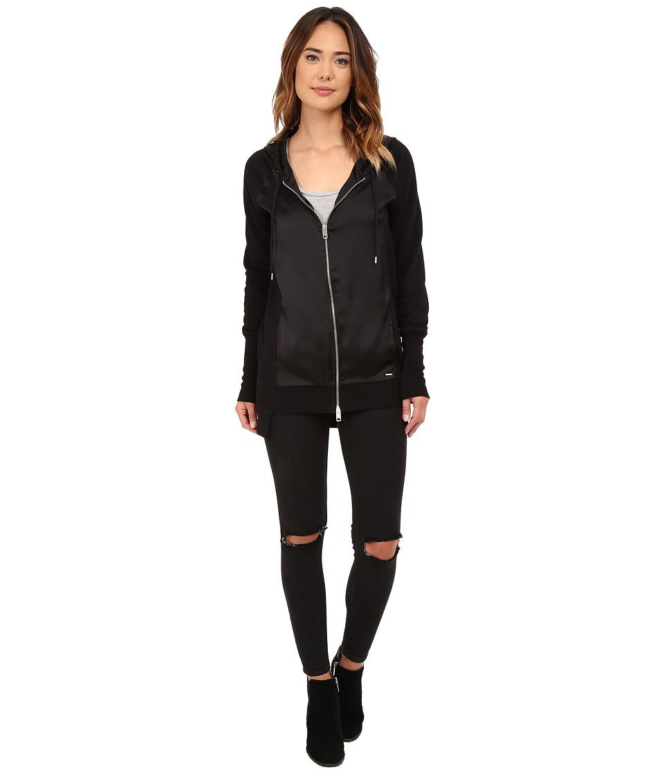 Diesel - F-Ravella-A Sweatshirt (Black) Women's Sweatshirt