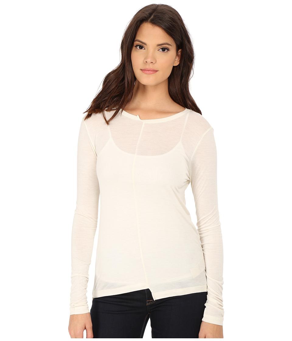 Diesel - T-Otel-A T-Shirt-Shirt (Pale/Grey) Women's T Shirt