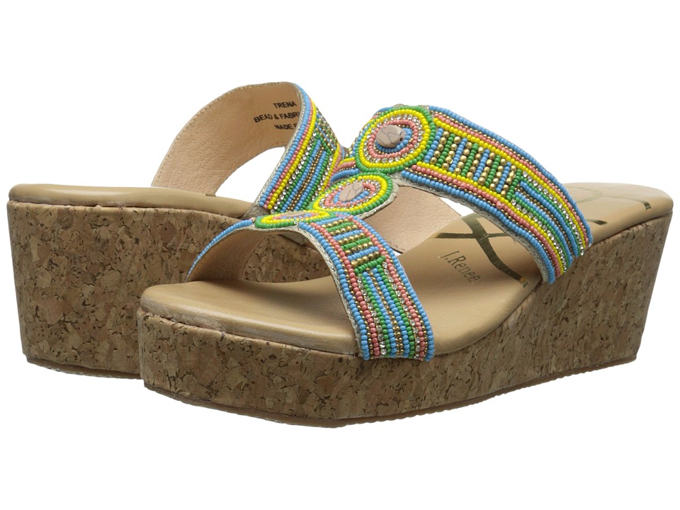 J. Renee - Trena (Bright Multi) Women's Shoes