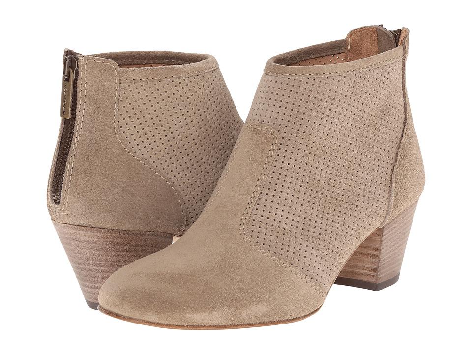 Aquatalia - Felicity (Antelope Suede) Women's Zip Boots