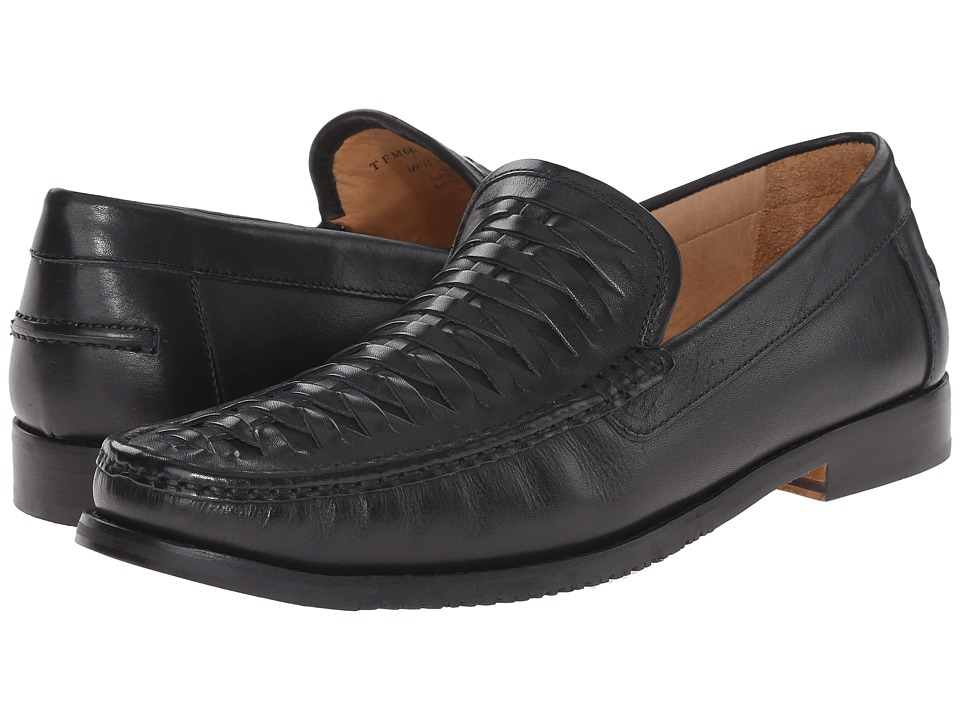 Tommy Bahama Fynn Slipon (Black) Men