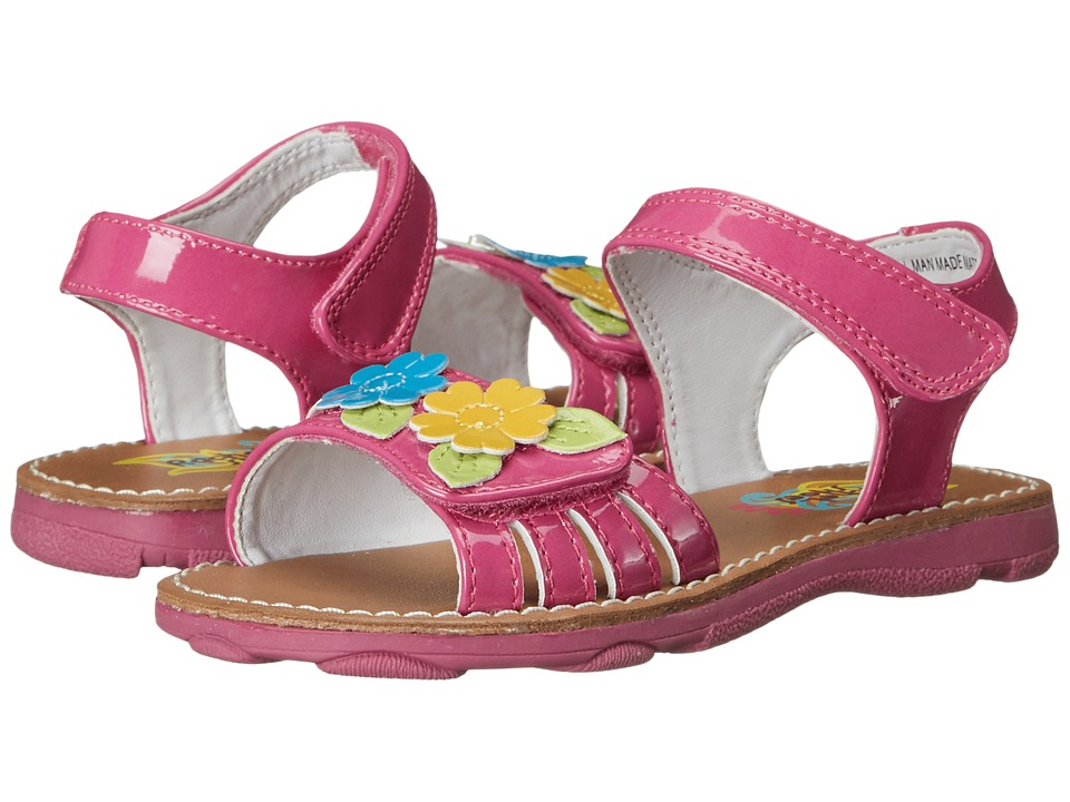 Rachel Kids - Harmony (Toddler/Little Kid) (Fuchsia/Multi) Girls Shoes