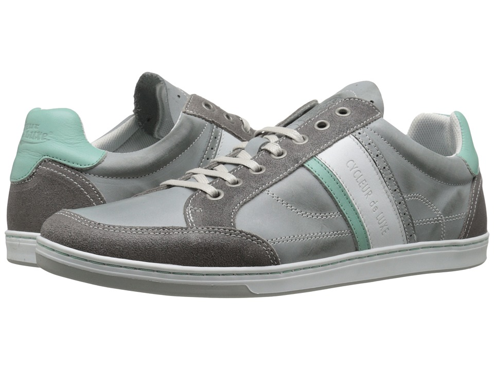 Cycleur de Luxe - Preston (Light Grey) Men's Shoes