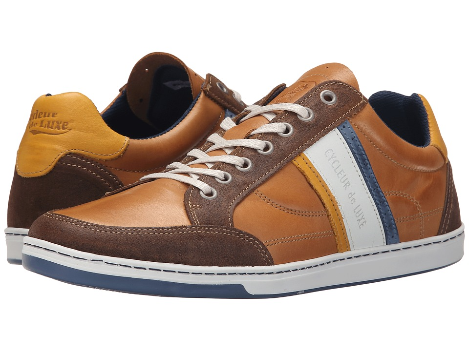 Cycleur de Luxe - Preston (Cognac) Men's Shoes