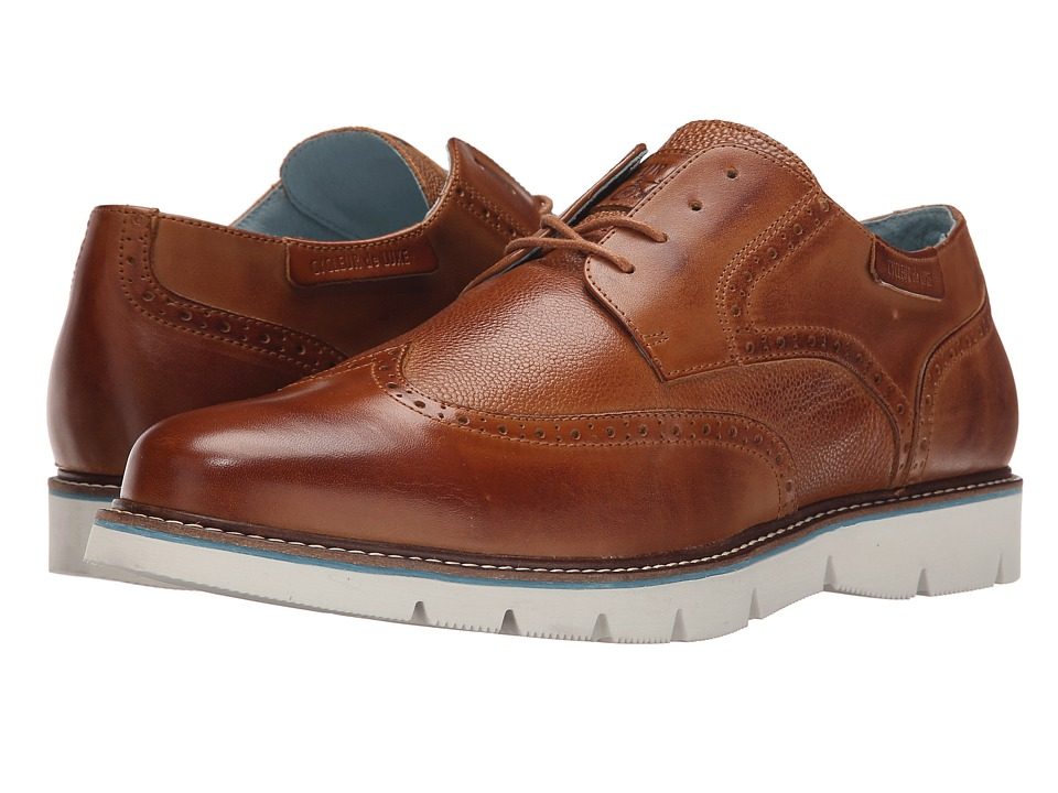 Cycleur de Luxe - Portland Low (Cognac) Men's Shoes