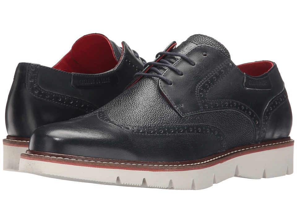 Cycleur de Luxe - Portland Low (Navy) Men's Shoes