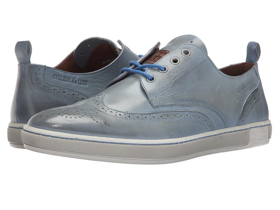 Cycleur de Luxe - Madison (Light Blue) Men's Shoes