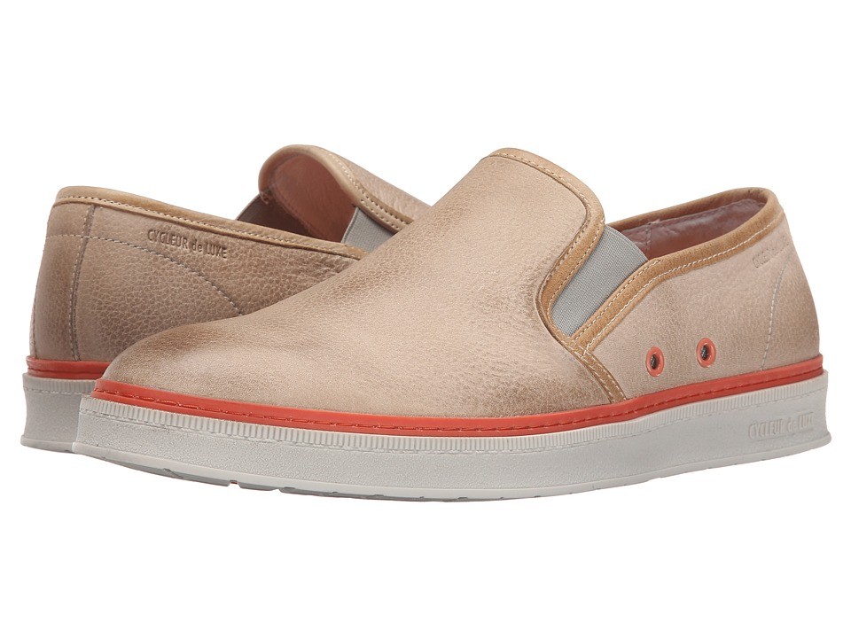 Cycleur de Luxe - Teleford (Beige) Men's Shoes