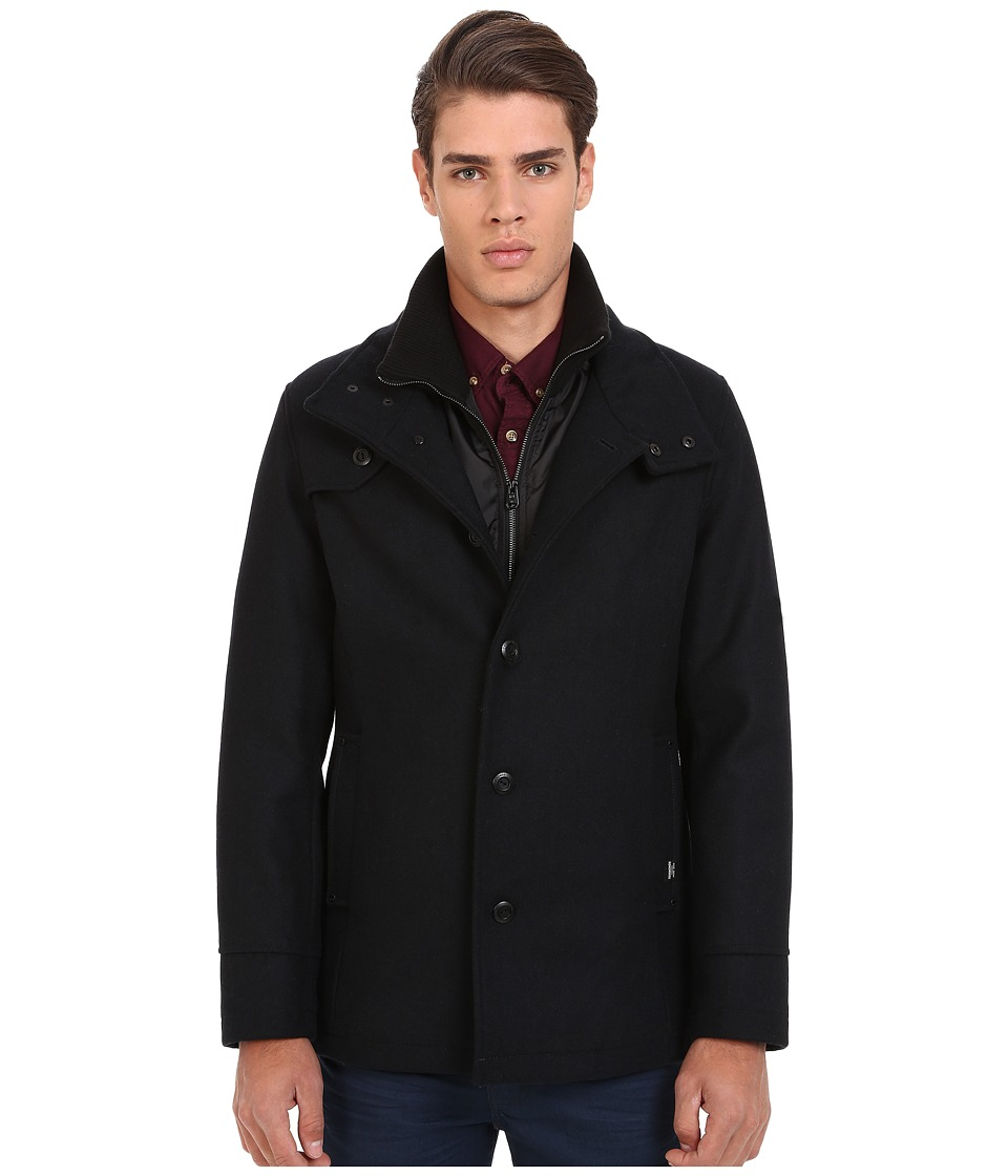 7 Diamonds - Palma Coat (Navy) Men's Coat