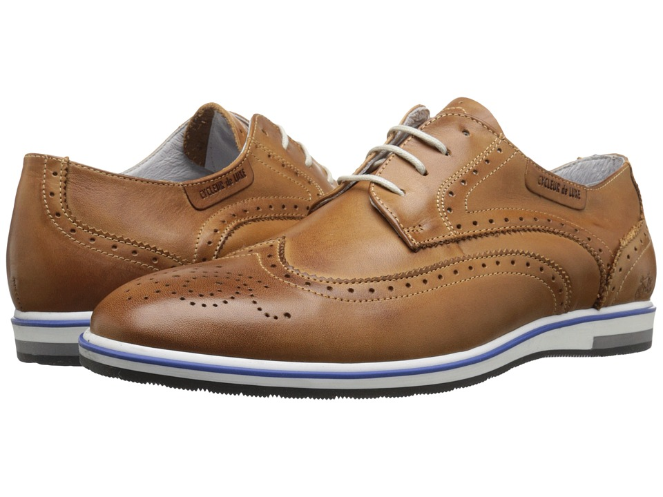 Cycleur de Luxe - Pulsano (Cognac) Men's Shoes