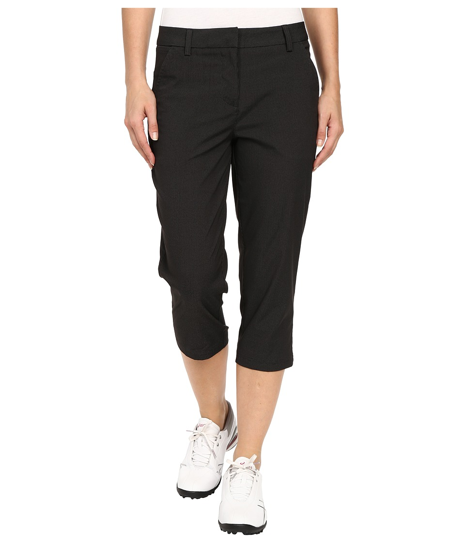 PUMA Golf - Pounce Capris (Black) Women's Capri