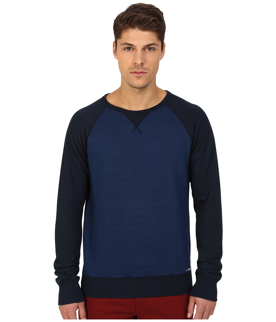 Diesel - S-Zaf Sweatshirt (Denim) Men's Sweatshirt