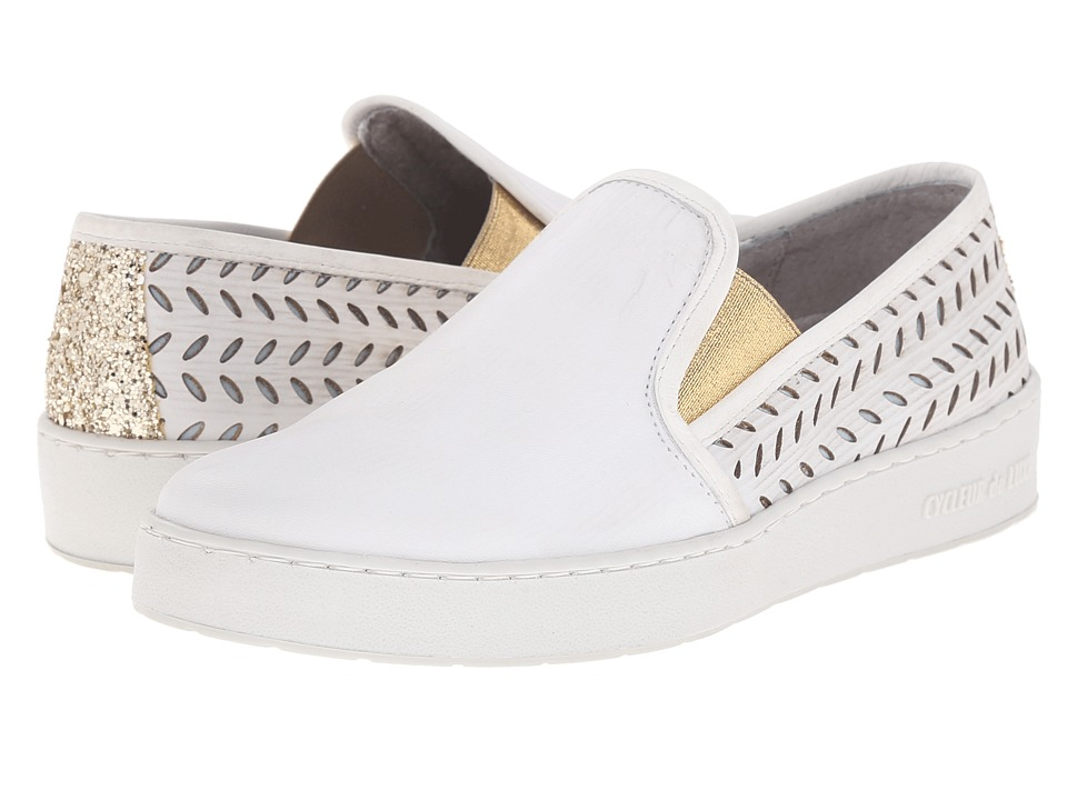 Cycleur de Luxe - Navan (White) Women's Shoes