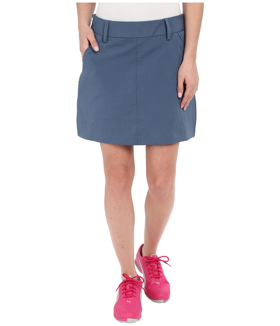 PUMA Golf - Pounce Skirt (Bering Sea) Women's Skirt