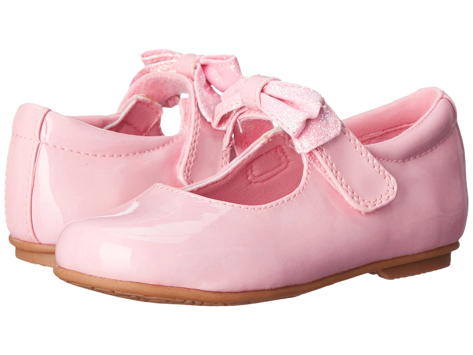Rachel Kids - Camila (Toddler/Little Kid) (Pink Patent) Girls Shoes