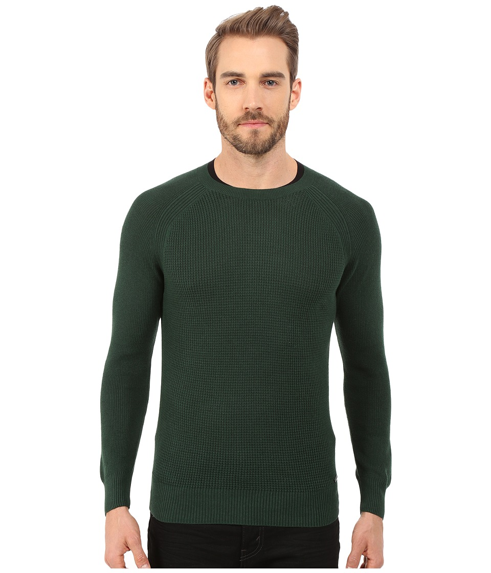 Diesel - K-Alby Pullover (Green) Men's Sweater