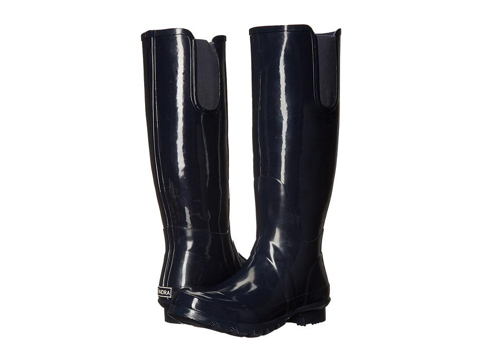 Tundra Boots - Misty (Navy) Women's Rain Boots